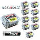 Rayovac AA Battery Batteries 240 Pack Lot Bulk Reclosable Ultra Pro ALAA-24x10
