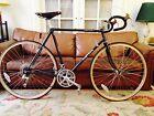 Univega Nuevo Touring 1984 Rando/Touring Bike. Charcoal Perfect Condition Stock.