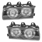 FLEETWOOD EXPEDITION 2000 2001 2002 PAIR FRONT HEAD LIGHTS LAMPS HEADLIGHTS RV
