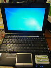 """Asus Eee PC 1000HE 10.1"""" Black Netbook 1GB Ram 160GB HDD CASE LOGIC BAG"""