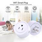Smart WIFI Socket Plug Remote Control Timer Outlet Work w/ Amazon Alexa Voice US