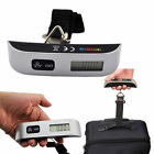 50 kg / 110 lb Electronic Digital Portable Luggage Hanging Weight Scale DG