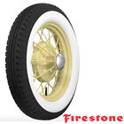 """FIRESTONE Deluxe Champion Whitewall 475/500-19 (2 5/8"""") (Quantity of 4)"""