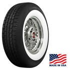 """AMERICAN CLASSIC Wide Whitewall P215/75R15 100S (2 3/4"""") (Quantity of 4)"""