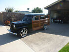 Willys: WAGON CUSTOM 1947 willys wagon street rod radical 413 wedge motor for sale