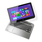 Toshiba W35DT-A3300 Satellite Click 2-in-1 13-Inch Touch-Screen Laptop 4GB 500GB