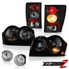 2005-2006 Jeep Grand Cherokee Laredo Headlights Fog Lamps Tail Brake Replacement