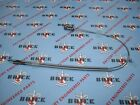 1950-1952 Buick Hood Release Cables Stainless Steel Pair. OEM #1342493. HC502