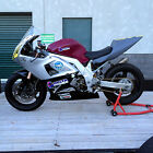 Suzuki: SV Suzuki race track ready motorcycle 2003 SV650 Watch VIDEO