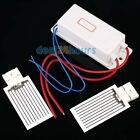 110V 7g/h Supply Ceramic Plate Ozone Generator Air Purifier Kit Tool Disinfect