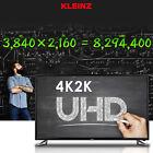 "KLEINZ - New Perfect 48"" K48T3E Real 4K2K 60Hz UHD TV 3840 x 2160 HDMI LED TV"