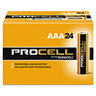 Duracell Procell Alkaline Batteries AAA 24/Box PC2400BKD