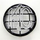 """6"""" Apollo Stone Guard - KC #7216 (Black with White KC Logo)"""