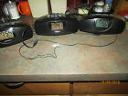 LOT OF  ALARM CLOCK RADIO'S WITH MP3 HOOK-UPS! TESTED WORKING!