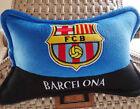 NEW2pcs Barcelona club super soft short plush car headrest neck pillow