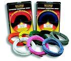 71851 18 Gauge Purple TXL Wire w/Black Stripe (25')
