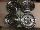 """1956 CADILLAC DELUXE FULL WHEELCOVERS - SET OF (4) 15"""""""