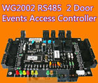 RS485  WG2002 single two Door Access Controller 20K Users 100K Event buffers!#!