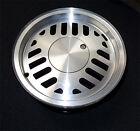 Centra 4x100 Black Silver Road Wheel German VW BMW Opel Vintage Garage Art