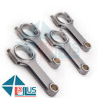 H-beam Connecting Rods for Opel Omega CIH 2.4L 8V 134mm Con Rod Conrod Pleuel