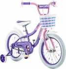 16' Schwinn Twilight Girls' Bike, Pink/Purple