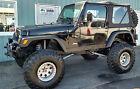 1998 Jeep Wrangler Sport Utility 2-Door 1998 Jeep Wrangler  Sport: Rock Crawler