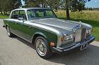 1979 Rolls-Royce Silver Shadow  1979 Silver Shadow II, 4 Door, Garaged, Left hand drive