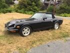 1974 Datsun Z-Series  1974 black 260z in central CA, modified convertible garaged, maintained