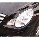 Mercedes Chrome Headlight Rings,Pair, R251 Chassis, 2007-2009 70-219681-1