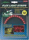 """Street FX Flex Light Strip - LED Color Purple - 9.5"""" Long - 24 LED's - Sold Ind"""