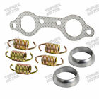 Exhaust Gasket Spring Rebuild Kit for Polaris 5811511 3610047 Sportsman 600 700