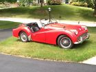 1959 Triumph TR3  1959 Triumph TR3 Sports Car
