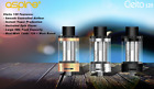 100% Authentic Aspire Cleito 120 Tank - US Seller FAST SHIP