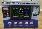 Unopened La Crossee Wireless Color Weather Station