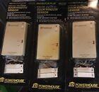 Lot Of 3 New X10 WIRELESS DOOR/WINDOW SENSORS Model DW534 BEIGE