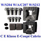 Screws Gasket Towbar MERCEDES E-COUPE 207 C CLASS W204 S204 AMG