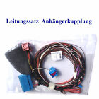 Cable Set Towbar Mercedes E-Class W212 Saloon Cable Cable AMG