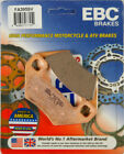 EBC FA395SV SV Series Severe Duty Brake Pads see fit