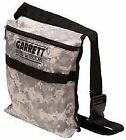 "Digger's Pouch Camo 10"" deep zippered bag secures"