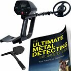 Metal Detector Starter Kit Metal Detectors Waterproof Coil Measures 7.5 Inches