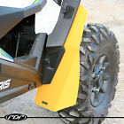 Polaris RZR XP S-900, XP 1000 Turbo YELLOW Mud Guards by PDP_ MADE IN USA!