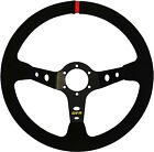 NEW DRAGONFIRE Round Steering Wheel 04-0001