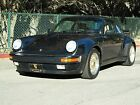 1989 Porsche 911 TURBO 930 1 OWNER LAST 26 YEARS GARAGE KEPT LOW 36K MILES NUMBERS MATCH COA ORIGINAL INTERIOR FOREST GREEN PAINT