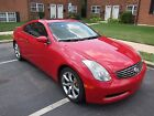 2003 Infiniti G35 Premium Like-New INFINITI G35 Sport Coupe, Only 31k mi, Manual 6mt, Brembo Pkg
