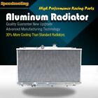 1409 Aluminum Radiator For Toyota Corolla 93-97 Geo Prizm 93-97 1.6 1.8 L4 2Row