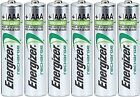 Energizer AAA Rechargeable NiMH Battery 800 mAh 1.2V x six 6 Batteries