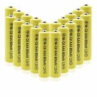Geilienergy 20 Piece Yellow Color Triple A AAA Size NiCd 600mAh 1.2V Recharge...