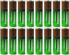 16 X NEW Duracell AA Batteries Rechargeable NiMH Precharged 2400mAh + FREE BA...