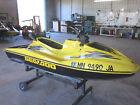 2001 SEA DOO RX 951 CARB YELLOW Jet Ski Hull  --  FreshWater  --