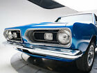 1967 Plymouth Barracuda Formula S 1967 Plymouth Barracuda Formula S 383 Magnum 4 Speed Manual Coupe Bright Blue Me